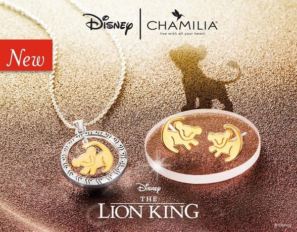 Disney Chamilia - Shop Now