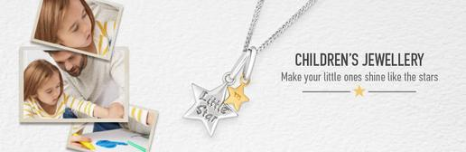 Browse our range of childrens jewellery
