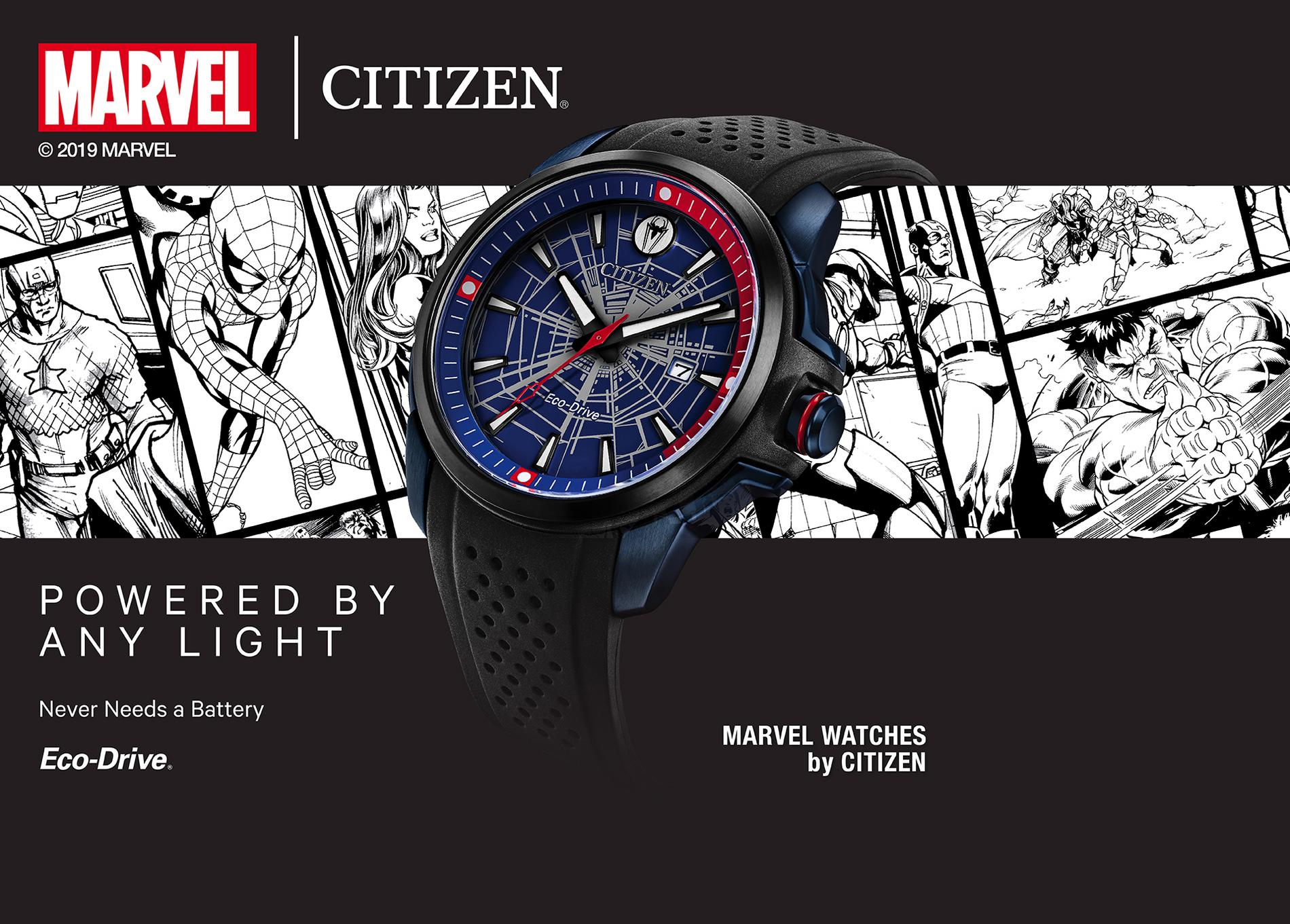Marvel Watches by Citizen