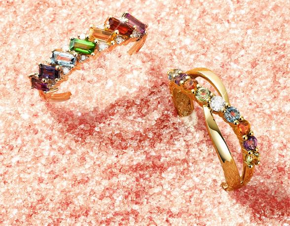 Coloured Jewellery - Shop Now