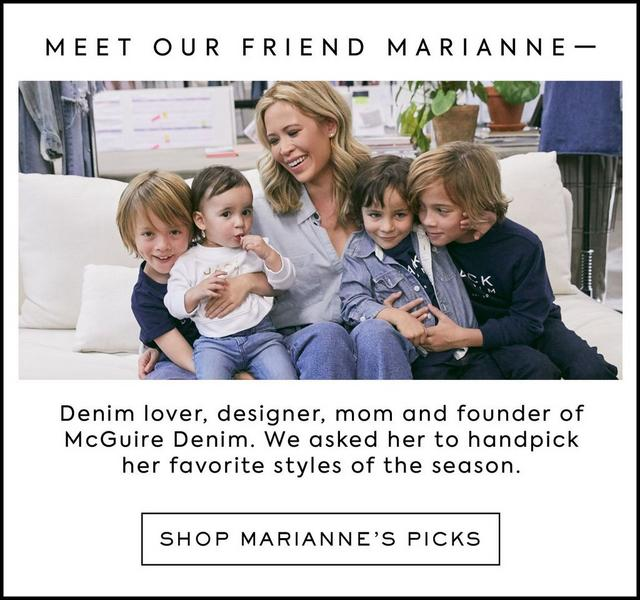 Shop Marianne's Picks