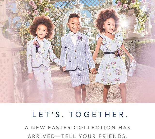 Shop New Easter collection