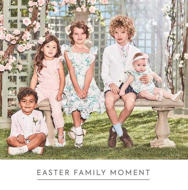 Shop Easter Family Moment