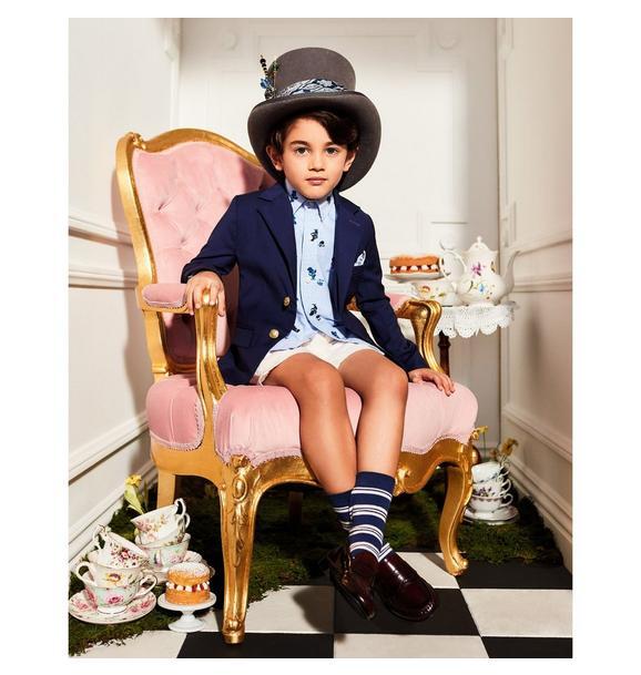 Disney Alice in Wonderland Mad Hatter Oxford Shirt