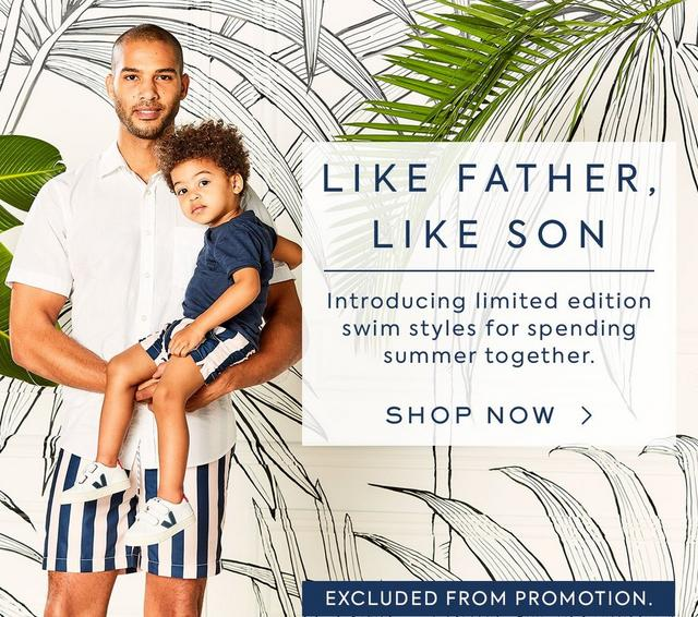 Shop Like Father, Like Son Collection