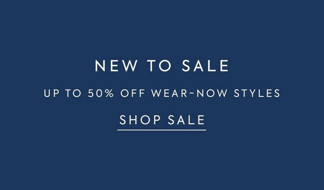 UP TO 50% OFF sale styles. Shop sale accessories