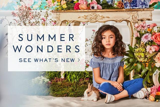 Summer Wonders | See what's new