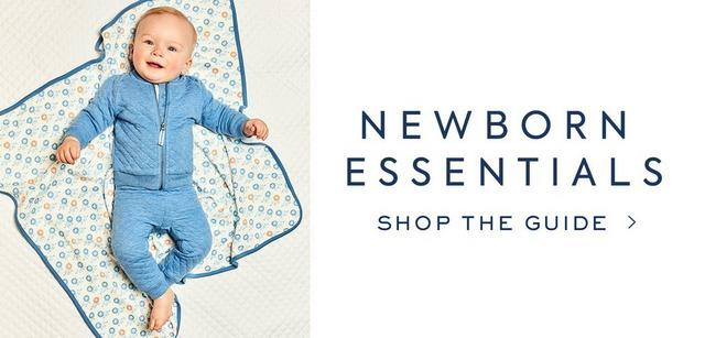 Newborn Essentials | Shop the Guide