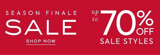 Season Finale Sale | Shop Now