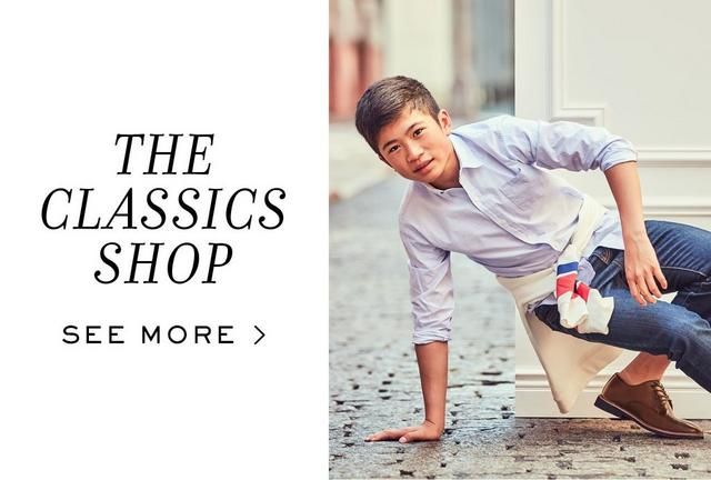 THE CLASSICS SHOP