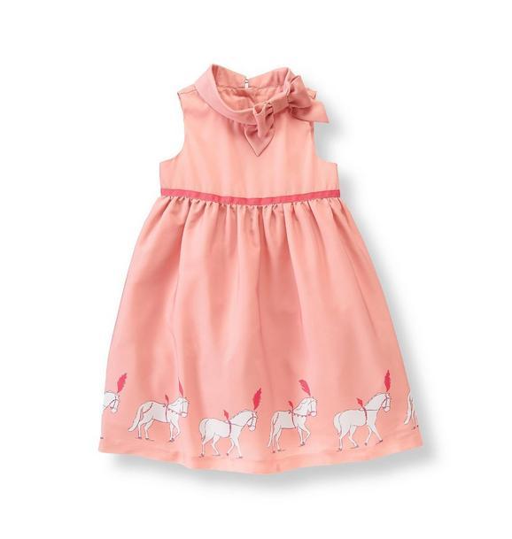 Carousel Pony Dress