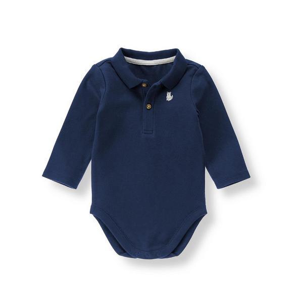 Fox Polo Bodysuit