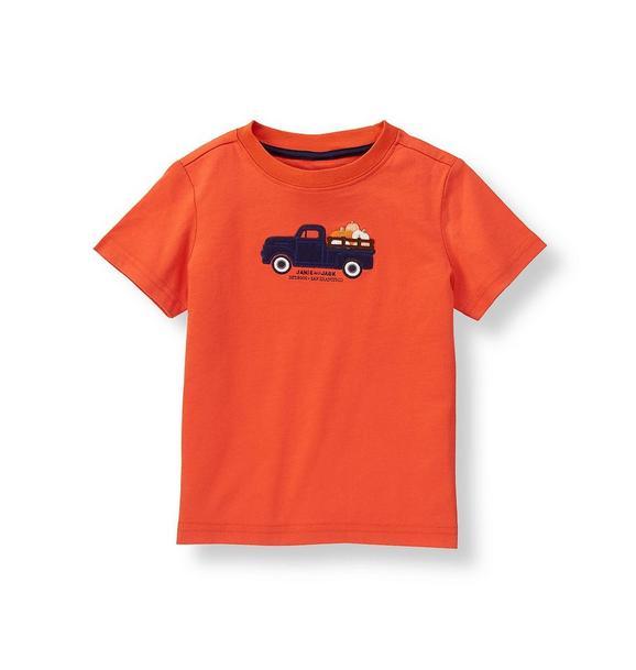 Pumpkin Truck Tee