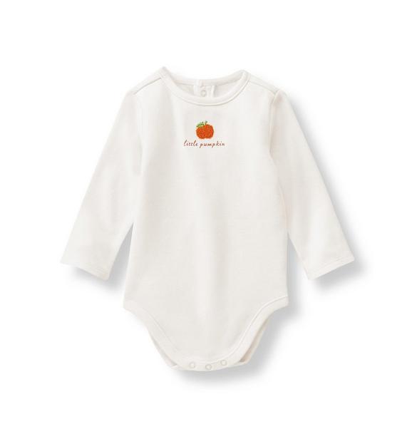 Little Pumpkin Bodysuit