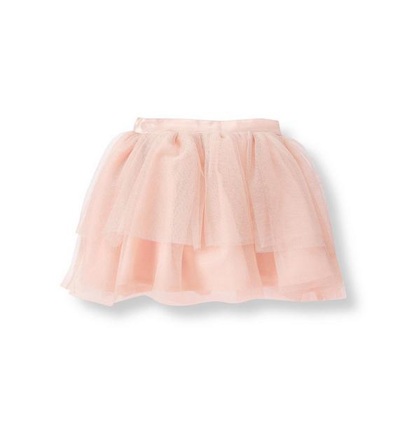 Shimmer Tulle Skirt