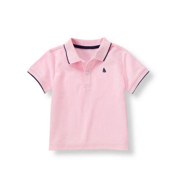 Sailboat Polo Shirt