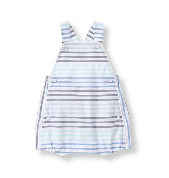 Striped Shortall