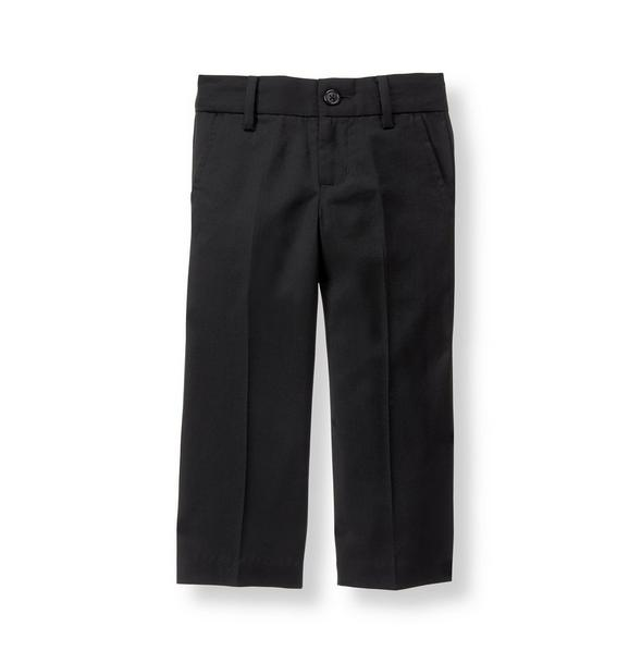 Wool Suit Trouser
