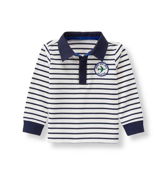 Aviator Rugby Shirt