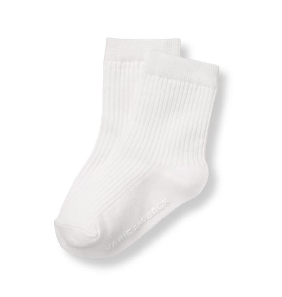 Ribbed Sock