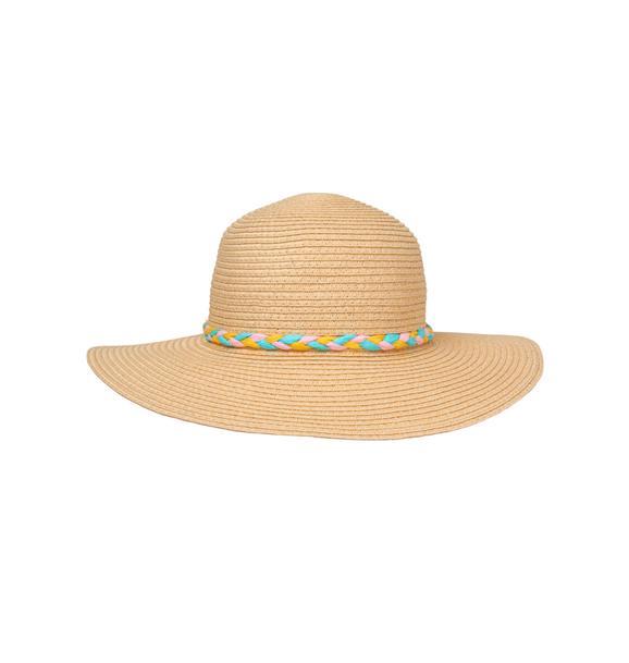 Sparkle Straw Hat
