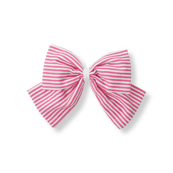 60729ed63f13f Accessories Berry Pink Stripe Striped Bow Clip by Janie and Jack