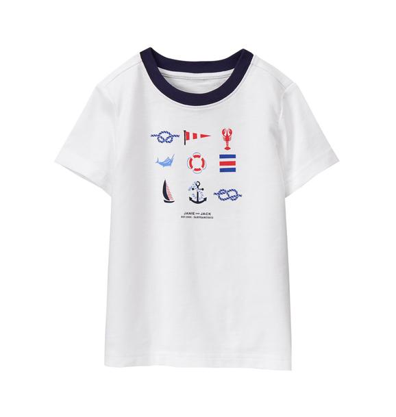 Boat Essentials Tee