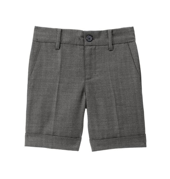 Herringbone Short