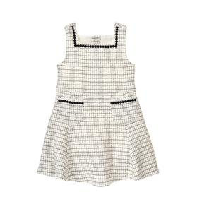 Bouclé Dress