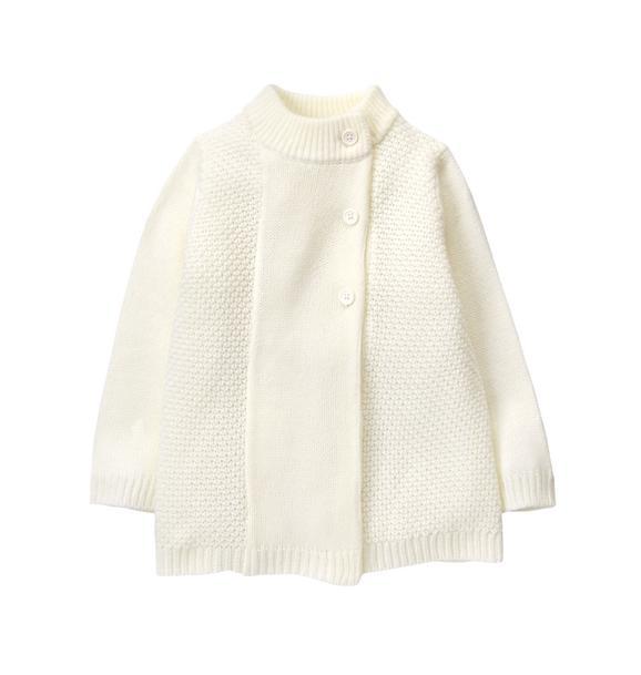 Textured Sweater Jacket