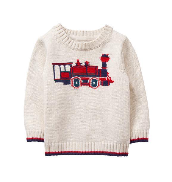 Train Sweater