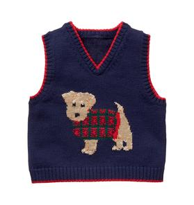 Dog Sweater Vest