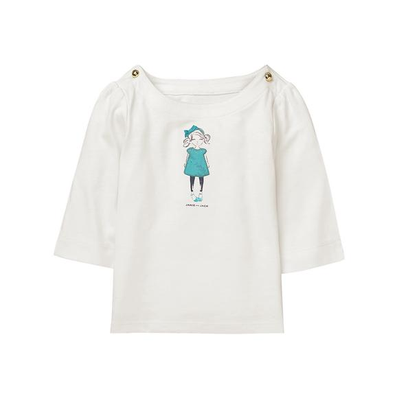 Happy Girl Tee