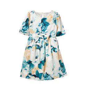 Bloom Bow Dress