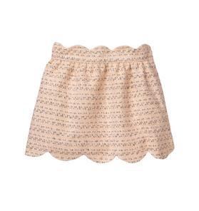 Bouclé Skirt