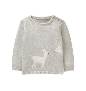 Deer Duo Sweater