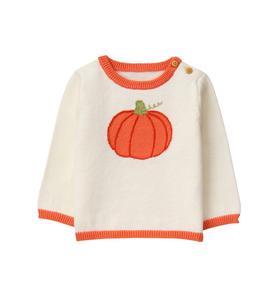 Pumpkin Sweater