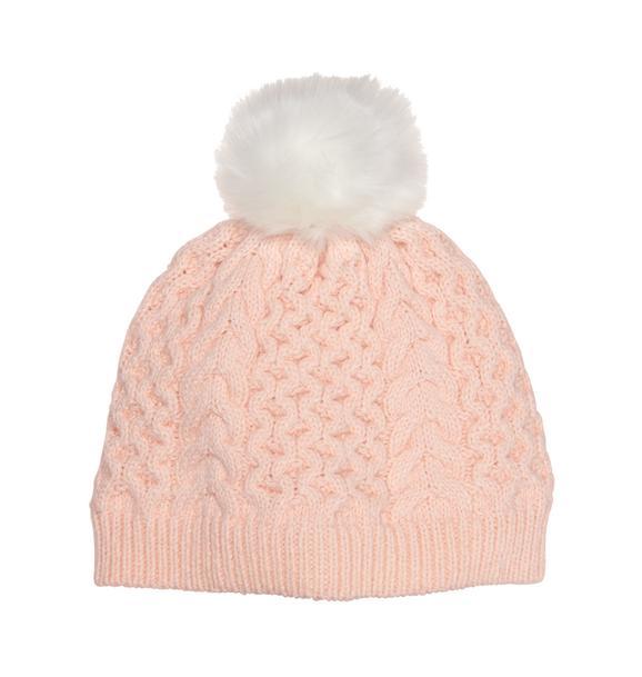 Pom-Pom Sweater Beanie
