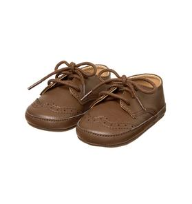 Wingtip Crib Shoe