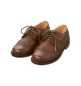 Wingtip Derby Shoe