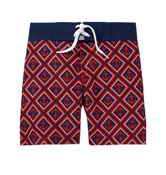 Anchor Swim Trunk