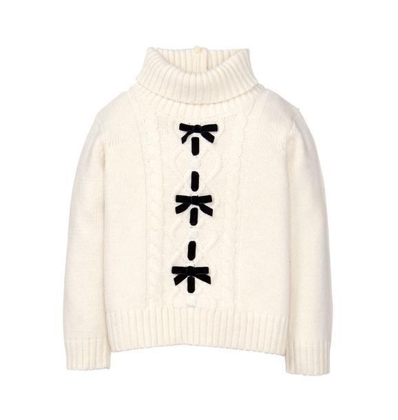 Ribbon Sweater