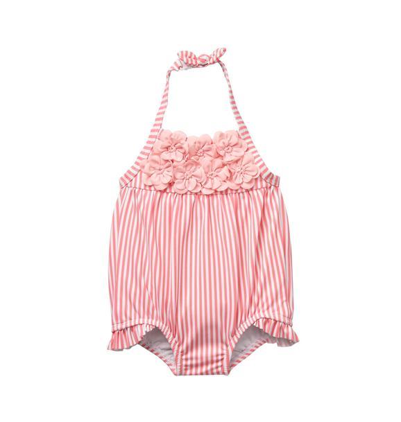Bloom Seersucker Swimsuit