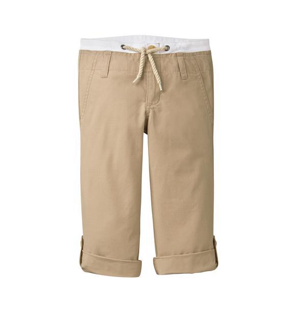Roll-Cuff Pant