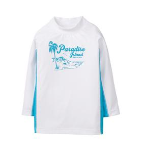 Paradise Island Rash Guard
