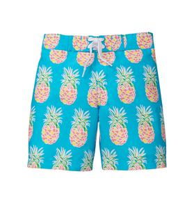 Pineapple Swim Trunk