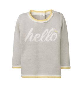 Hello Sweater
