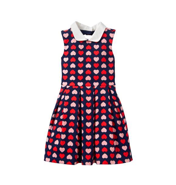 Heart Ponte Dress