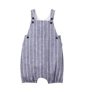 Striped Overall