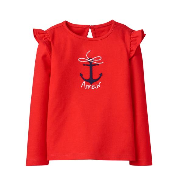 Anchor Amour Tee